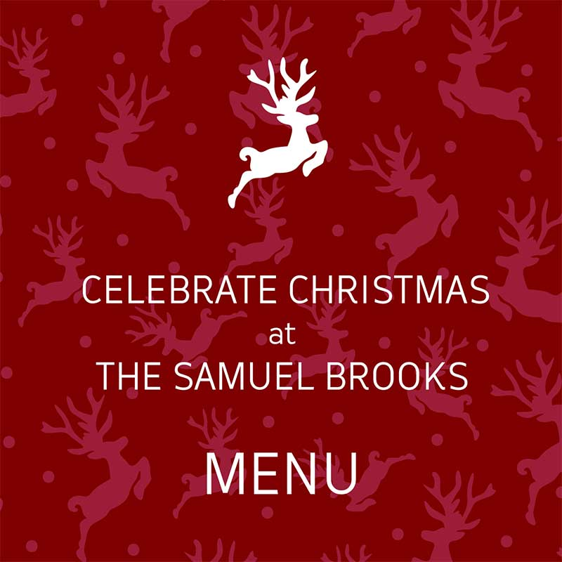 Christmas Party in Sale at Samuel Brooks